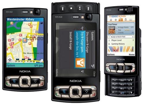Nokia Umts N95-2 Schwarz Vertrag Gb Hsdpa Handy 8 Smartphone Ohne
