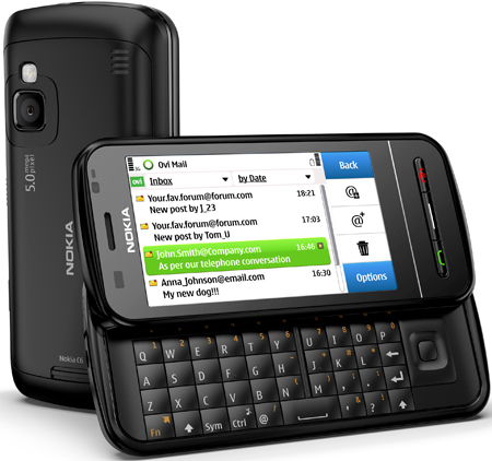 9b48d4e5df Nokia C6-00 Smartphone ohne Vertrag und ohne Simlock - d-tronik