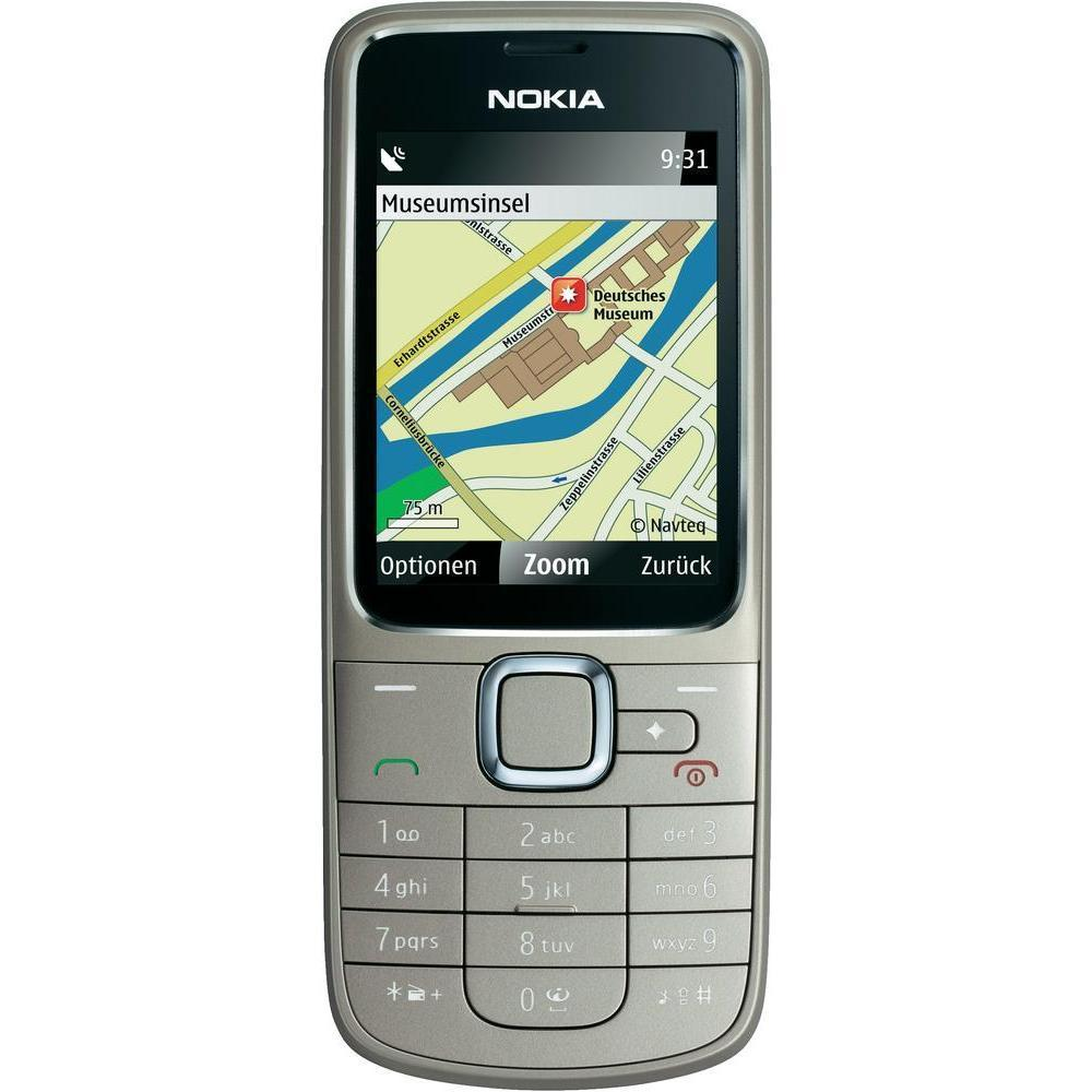 nokia 2710 classic navigator handy ohne vertrag und ohne simlock d tronik. Black Bedroom Furniture Sets. Home Design Ideas